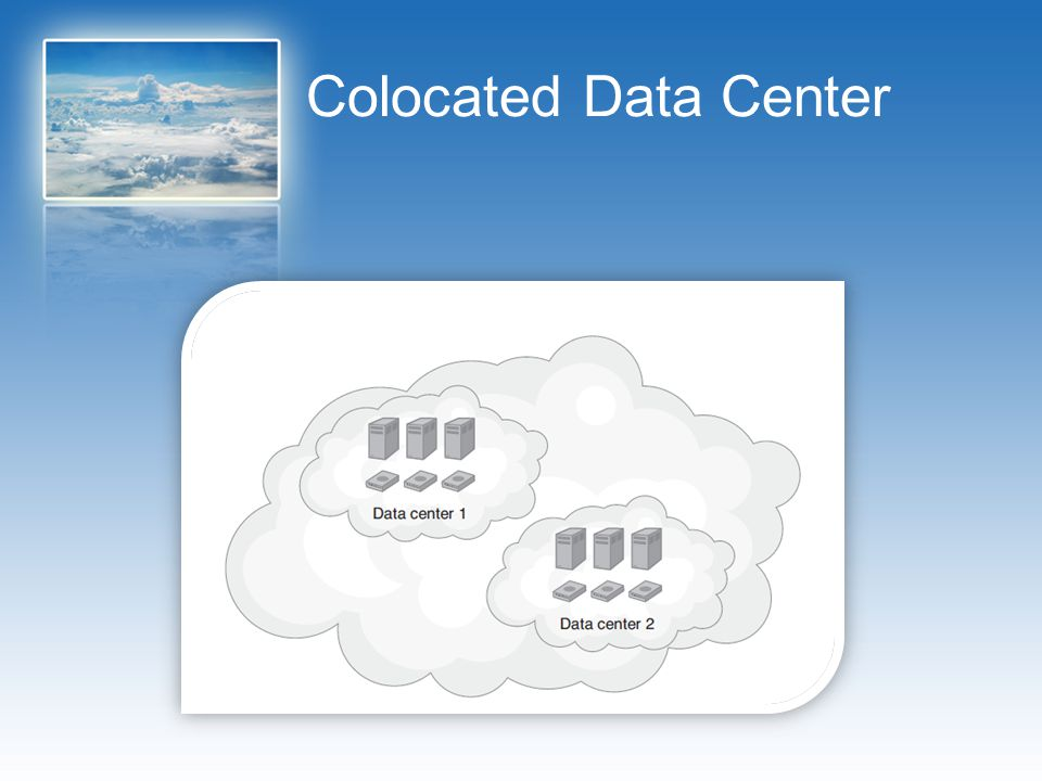Colocated Data Center