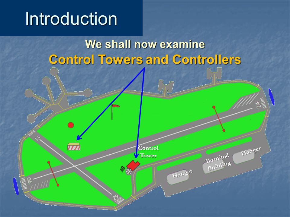 Control Towers and Controllers