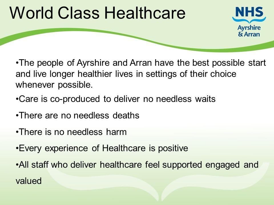 World Class Healthcare