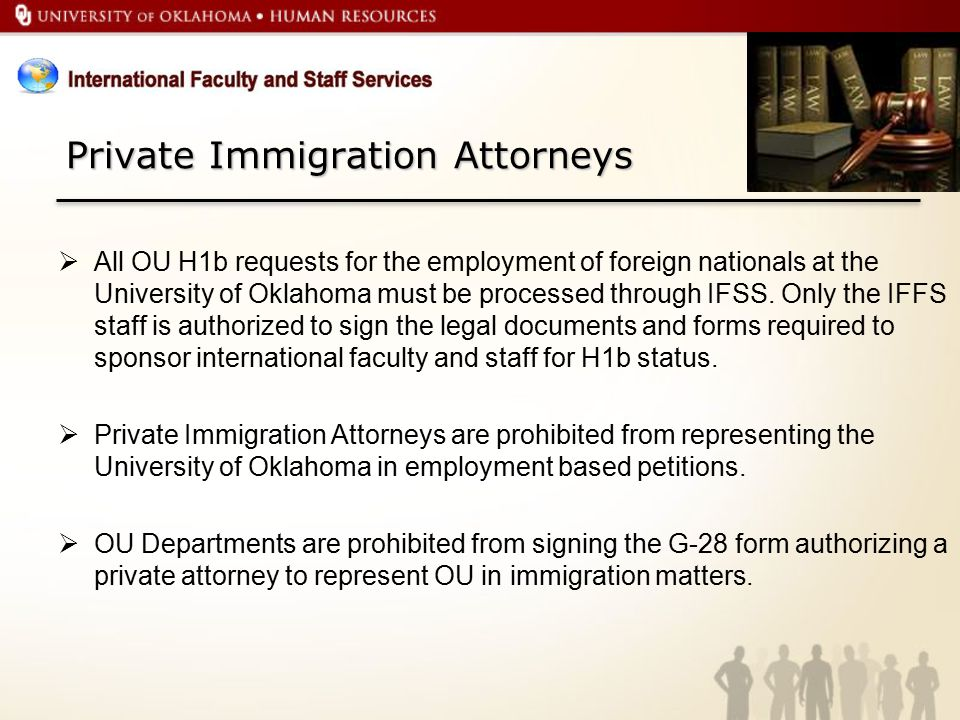 Private Immigration Attorneys
