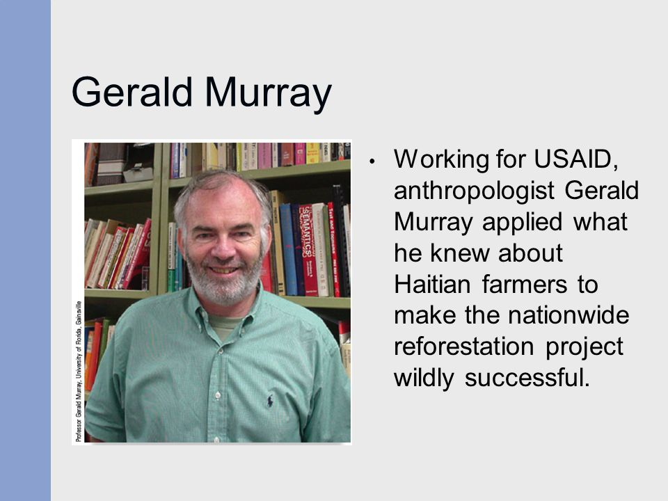 Gerald Murray
