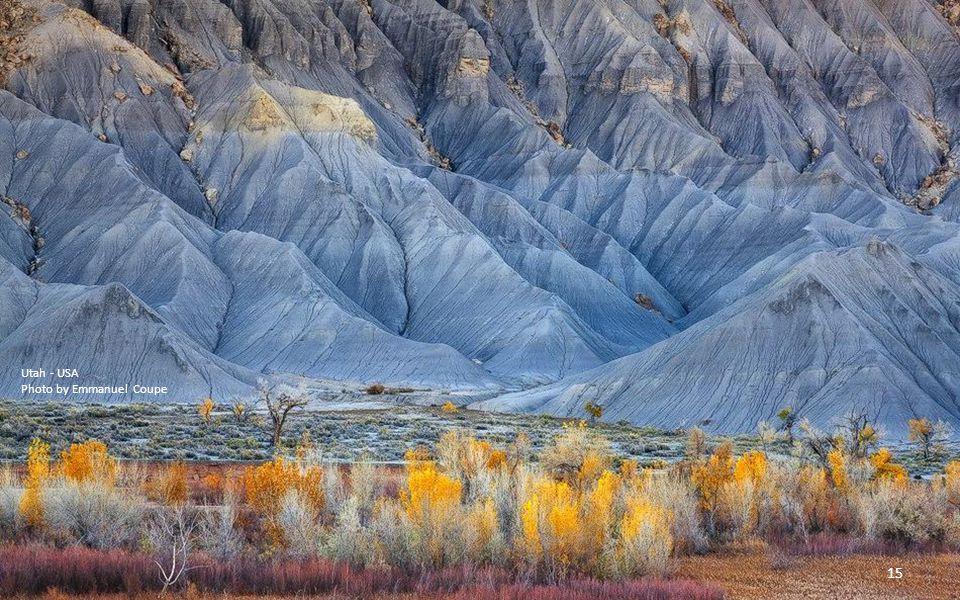 Utah - USA Photo by Emmanuel Coupe