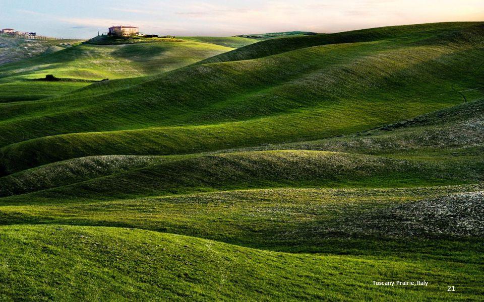 Tuscany Prairie, Italy