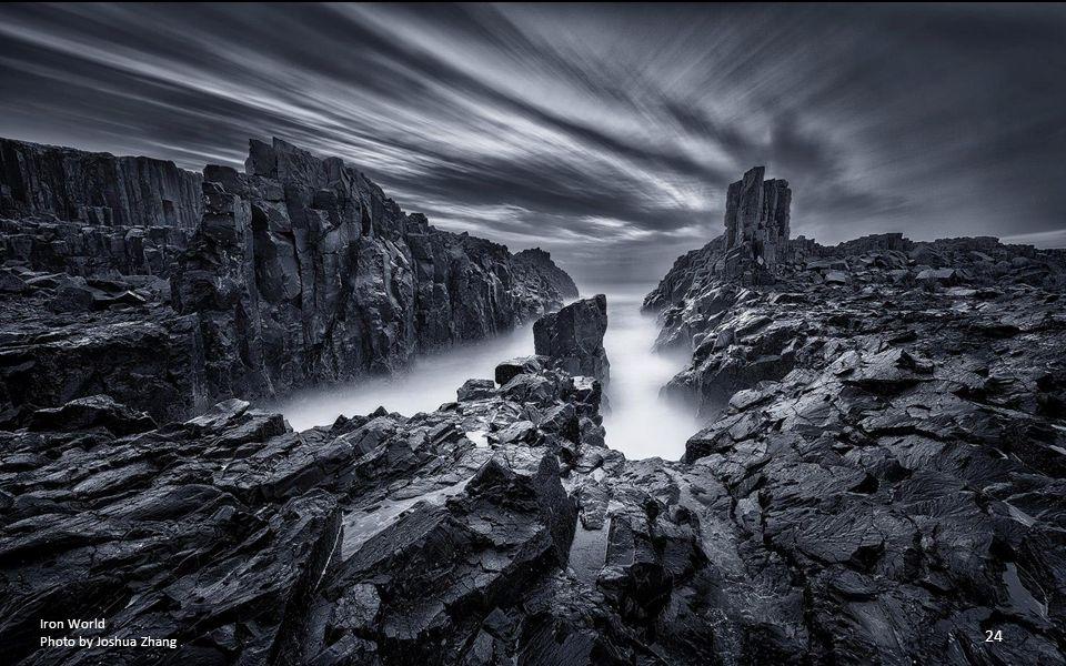 Iron World Photo by Joshua Zhang