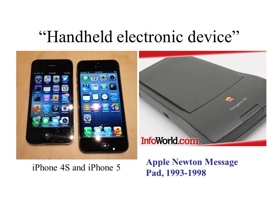 Handheld electronic device