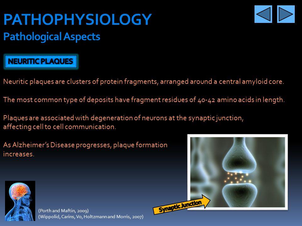 PATHOPHYSIOLOGY Pathological Aspects