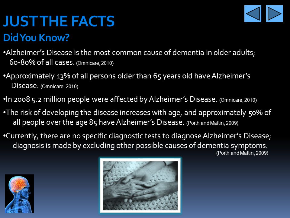 JUST THE FACTS Did You Know