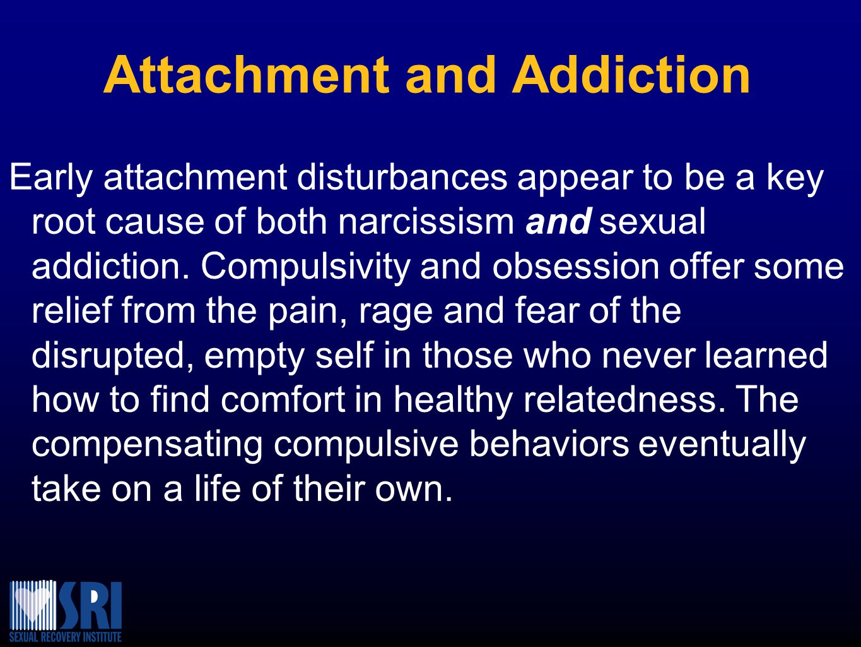 Attachment and Addiction
