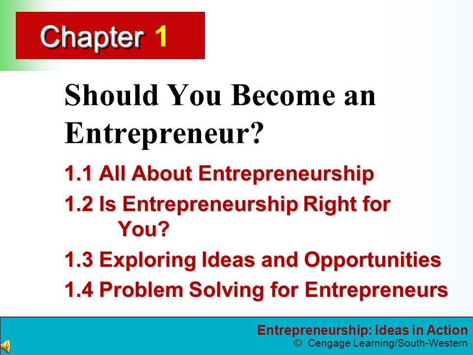 Should You Become an Entrepreneur
