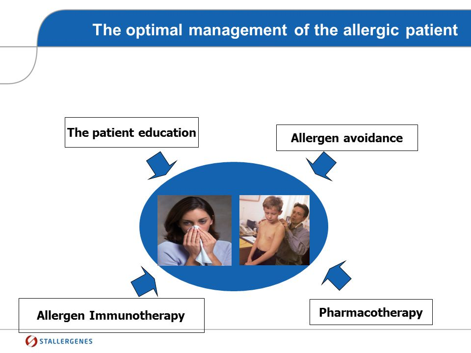 The optimal management of the allergic patient
