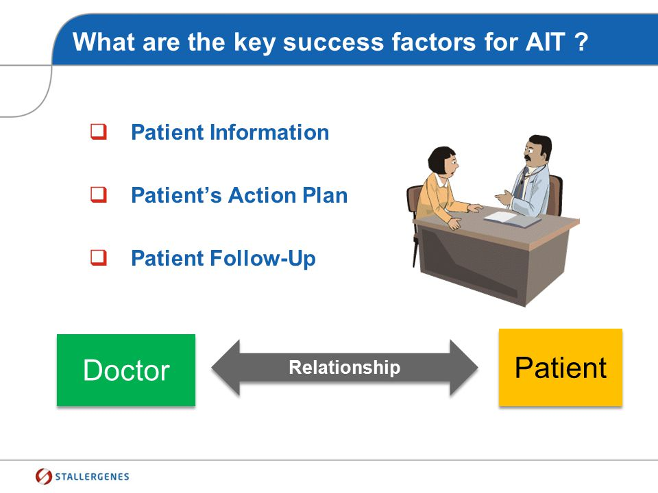 What are the key success factors for AIT