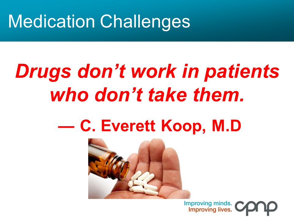 Medication Challenges