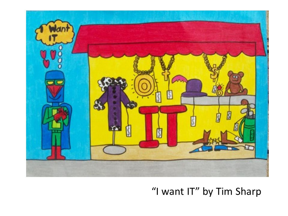 I want IT by Tim Sharp Recommendation
