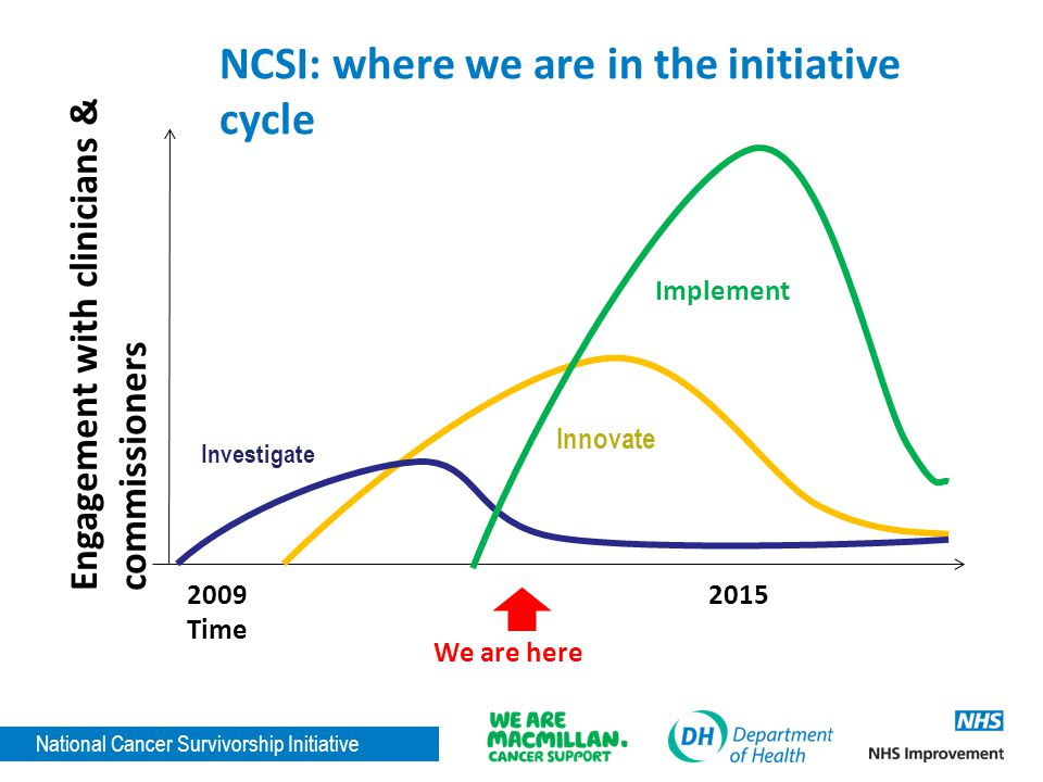 NCSI: where we are in the initiative cycle