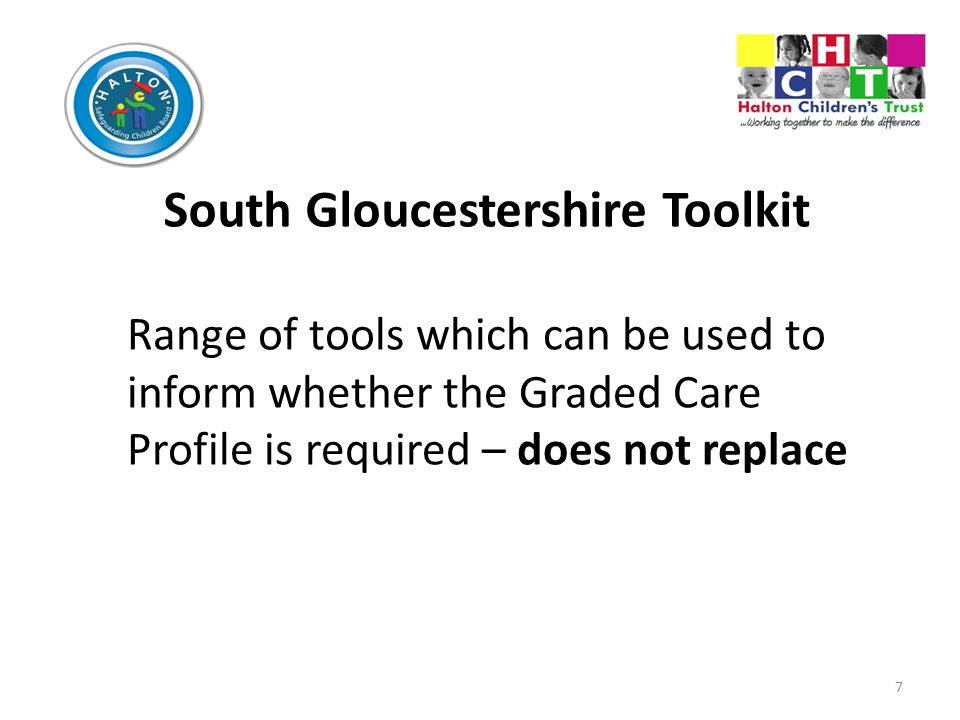 South Gloucestershire Toolkit