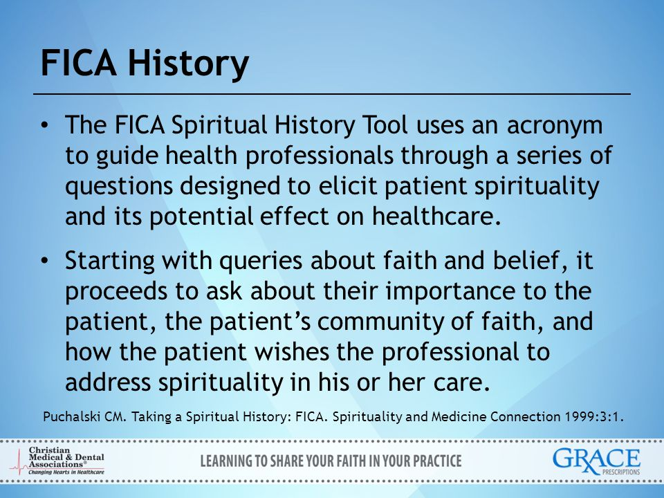 FICA History