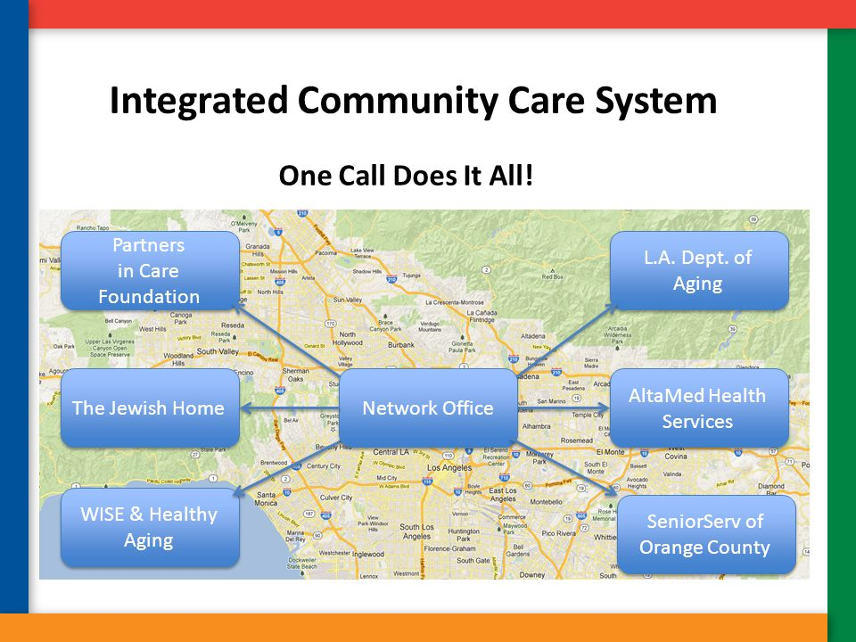 Integrated Community Care System