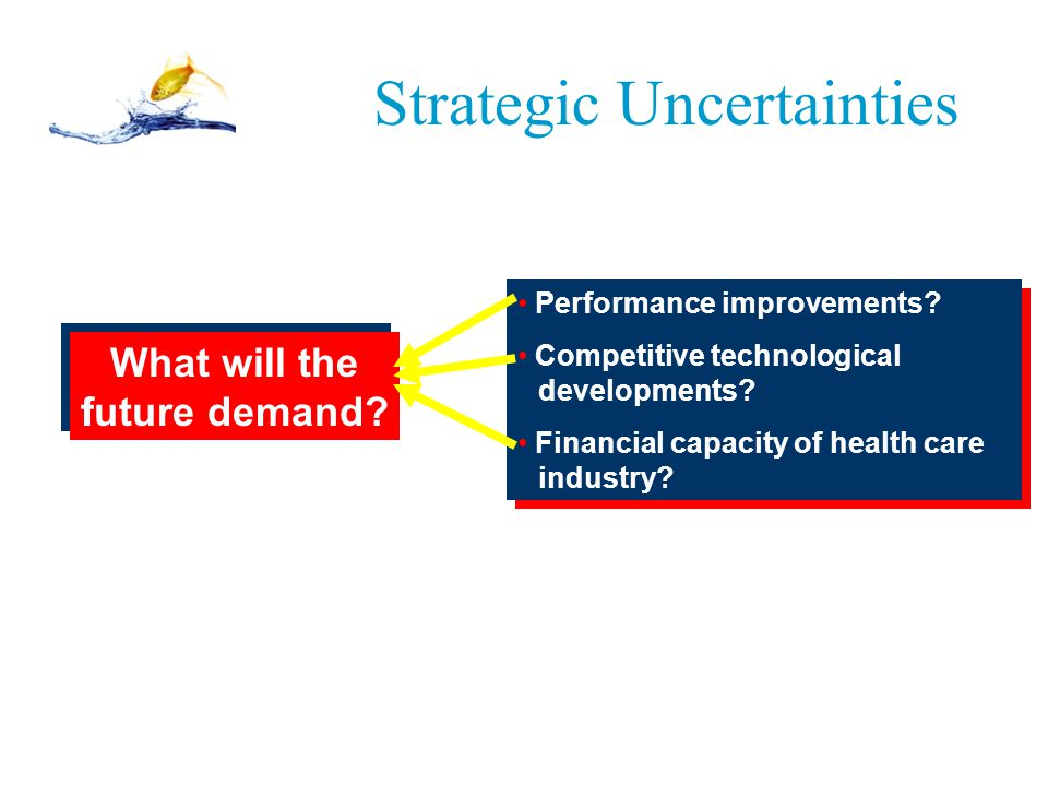 Strategic Uncertainties