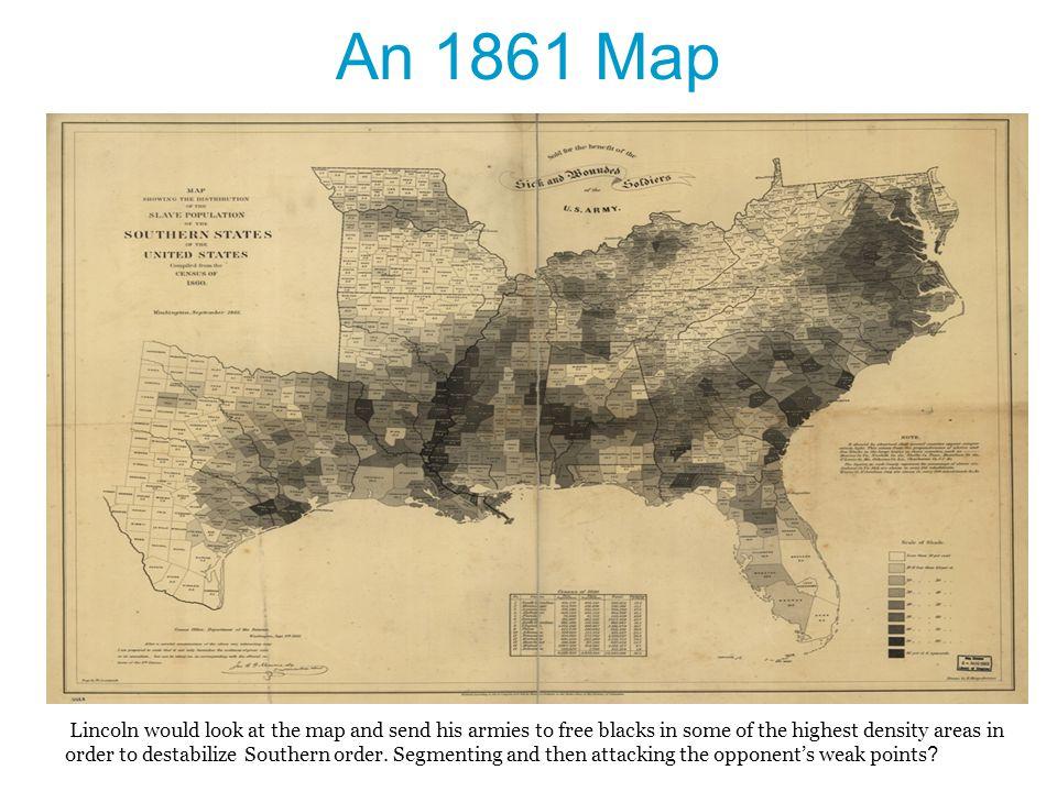 An 1861 Map