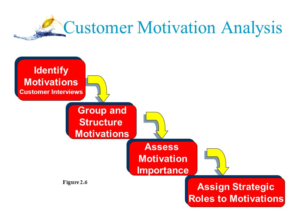 Customer Motivation Analysis
