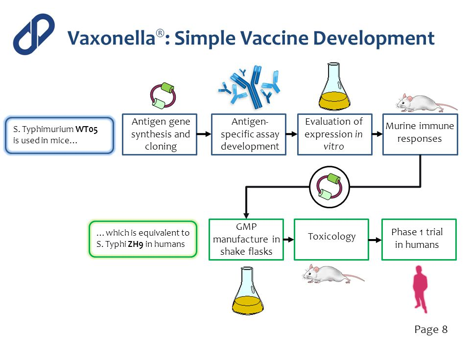 Vaxonella®: Simple Vaccine Development