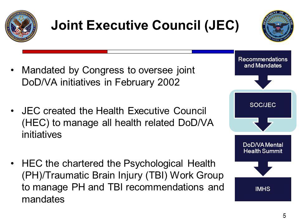 Joint Executive Council (JEC)