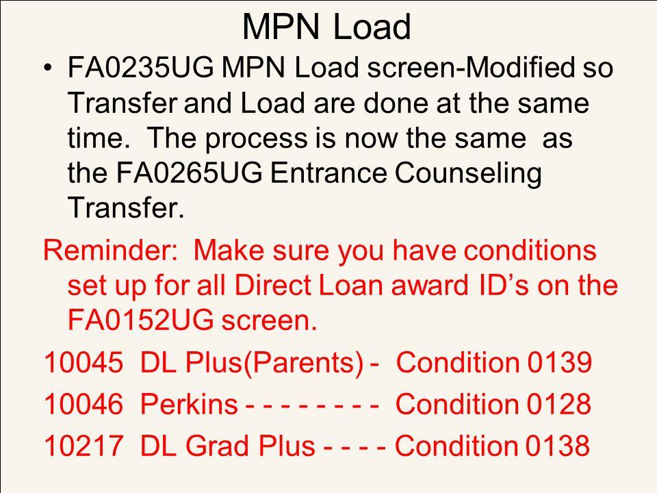 MPN Load