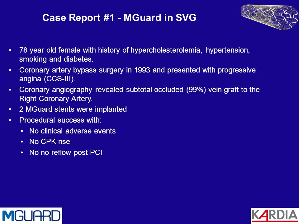 Case Report #1 - MGuard in SVG
