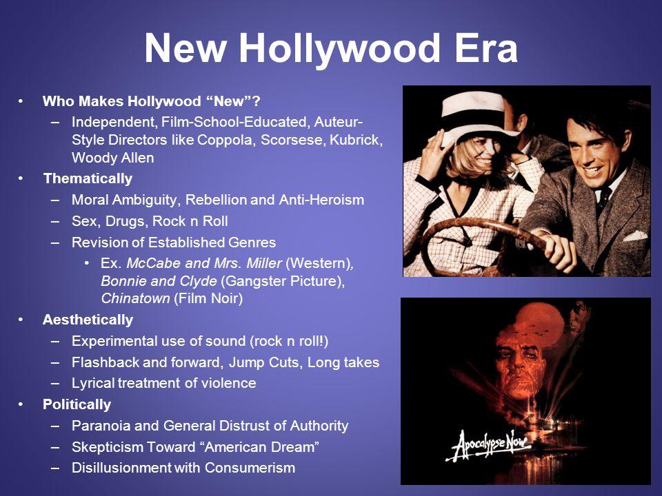New Hollywood Era Who Makes Hollywood New