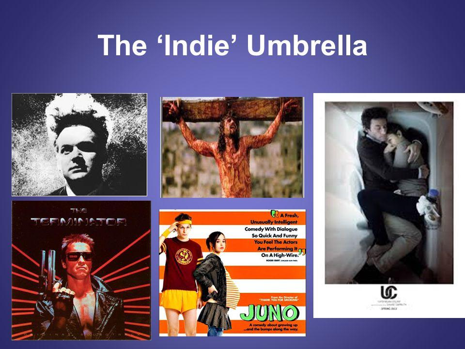 The 'Indie' Umbrella