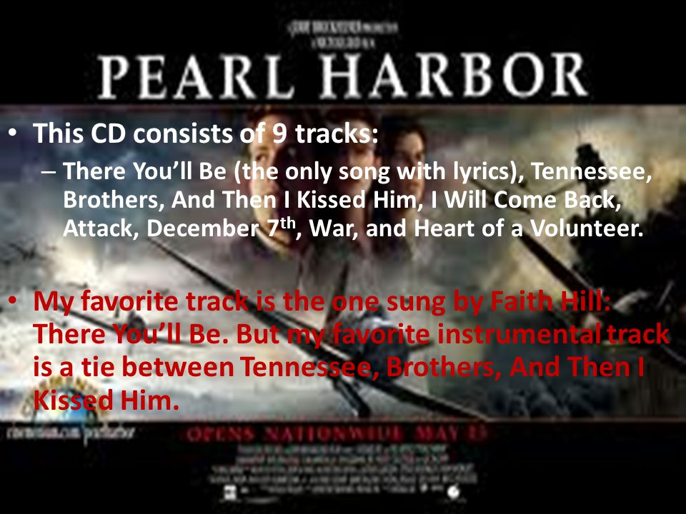 This CD consists of 9 tracks: