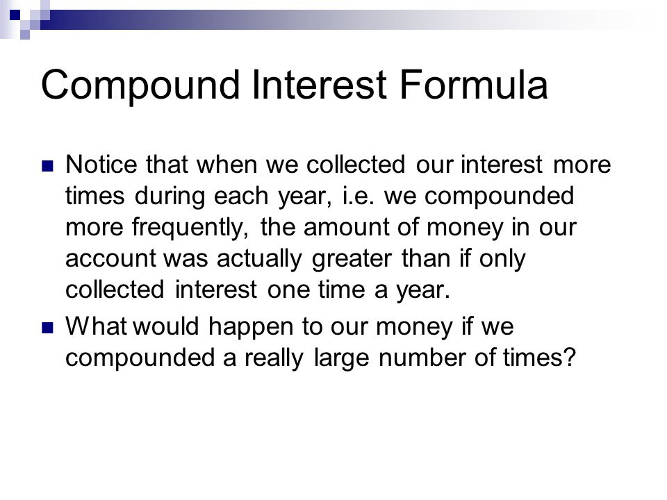 how to find the rate in compound interest
