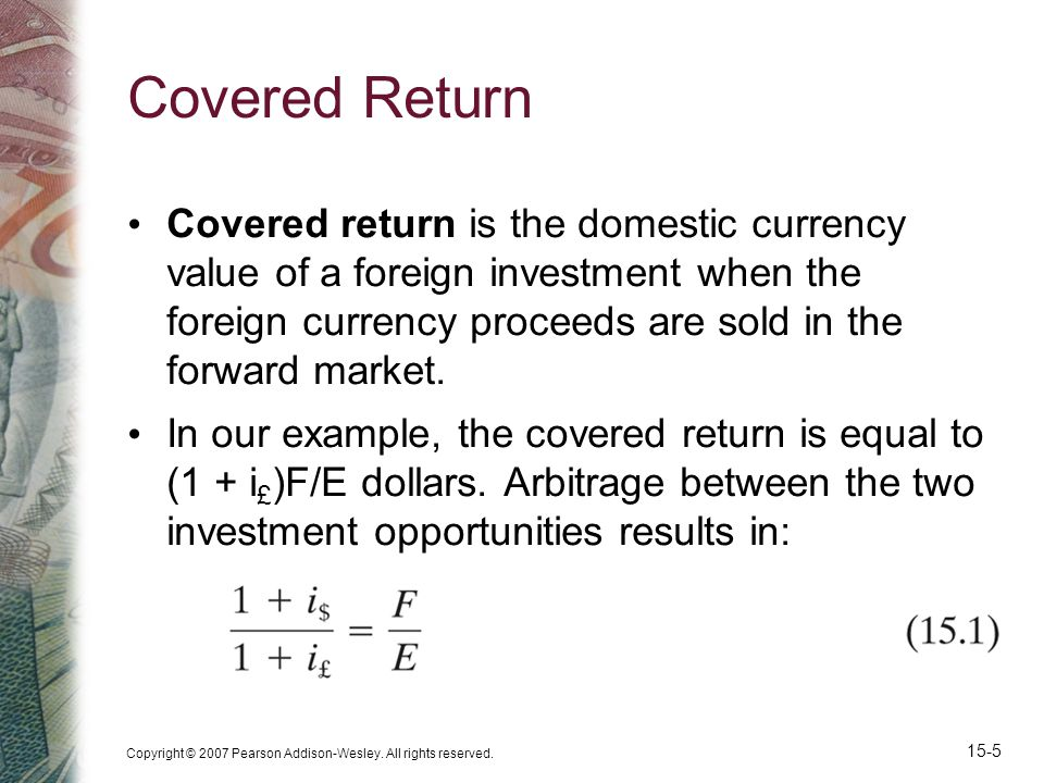 Covered Return