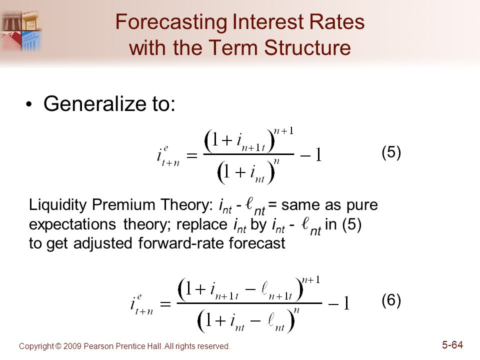 Forecasting Interest Rates with the Term Structure