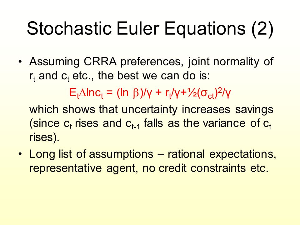 Stochastic Euler Equations (2)