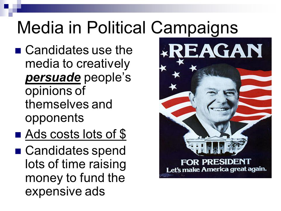 Media in Political Campaigns