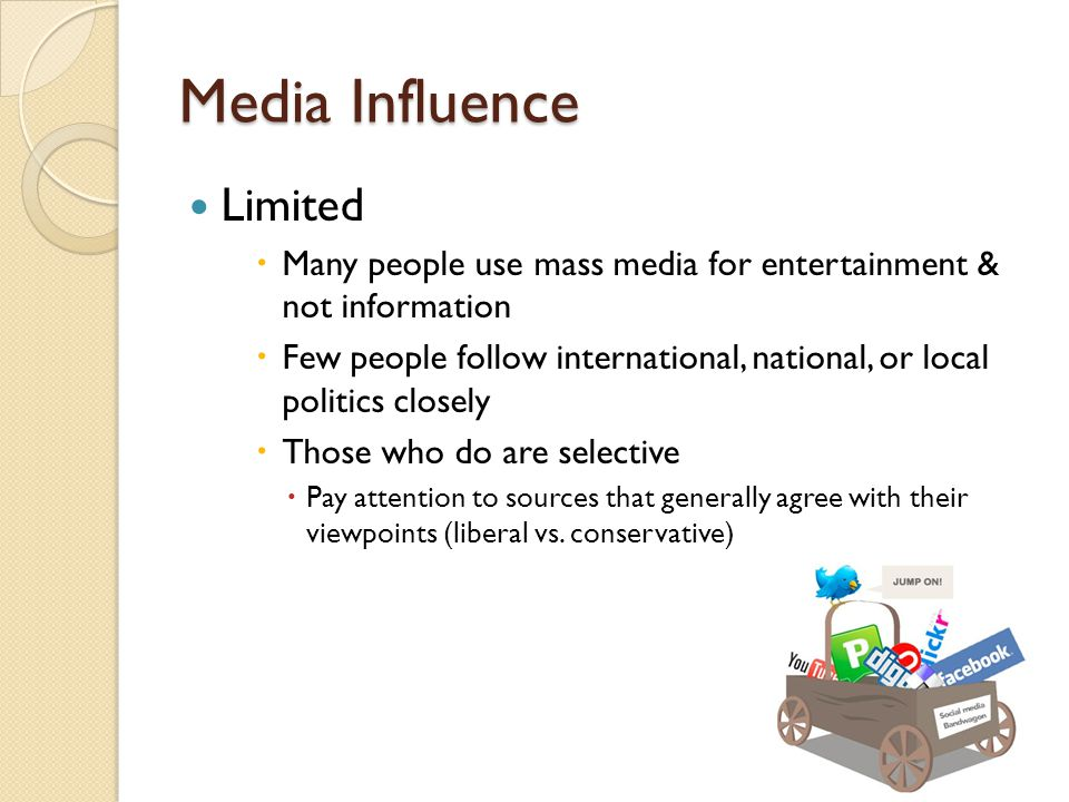 Media Influence Limited