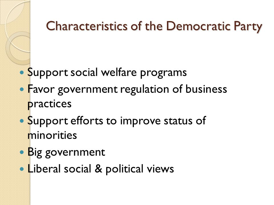 Political parties interest groups the media ppt download for 6 characteristics of bureaucracy