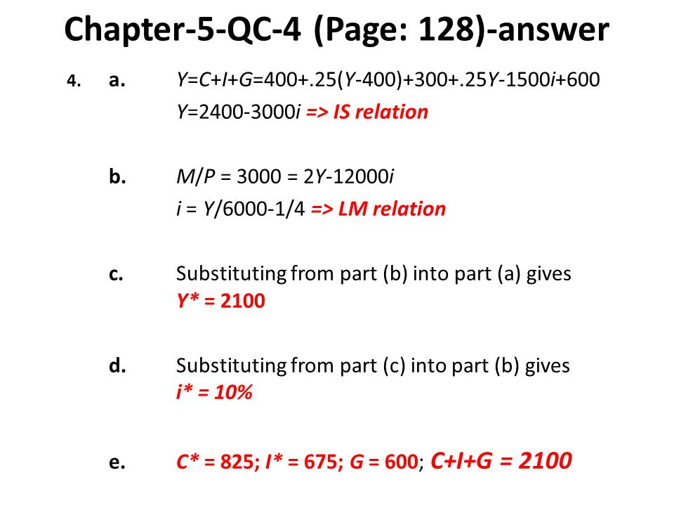 Chapter-5-QC-4 (Page: 128)-answer