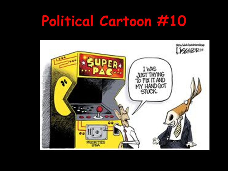 Political Cartoon #10