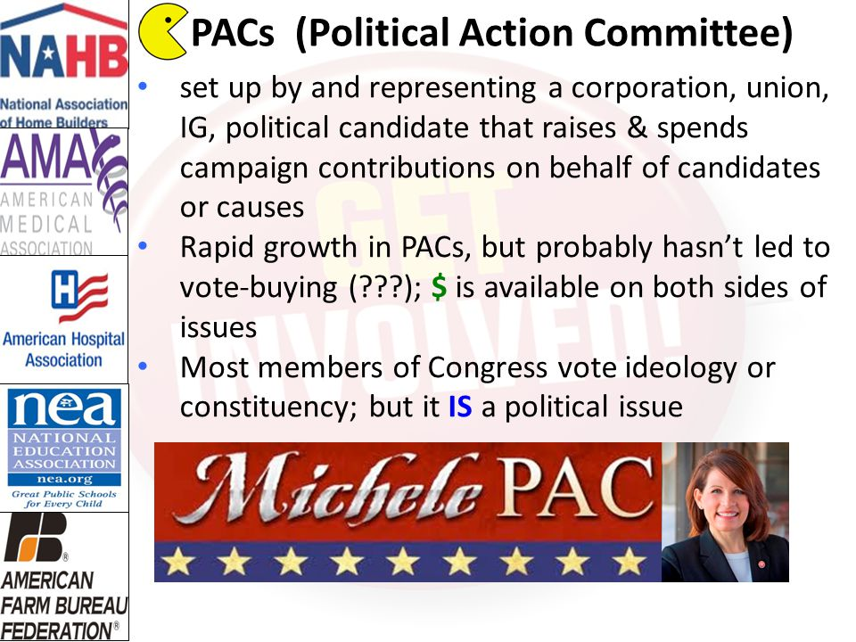 PACs (Political Action Committee)