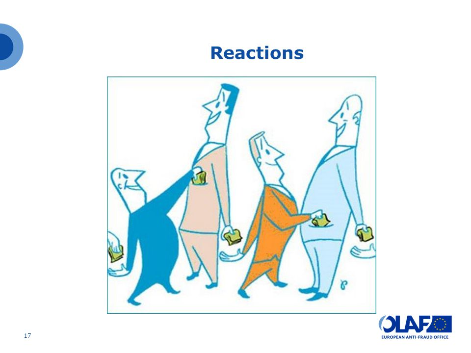 Reactions 10 minutes Does your organisation use red flags