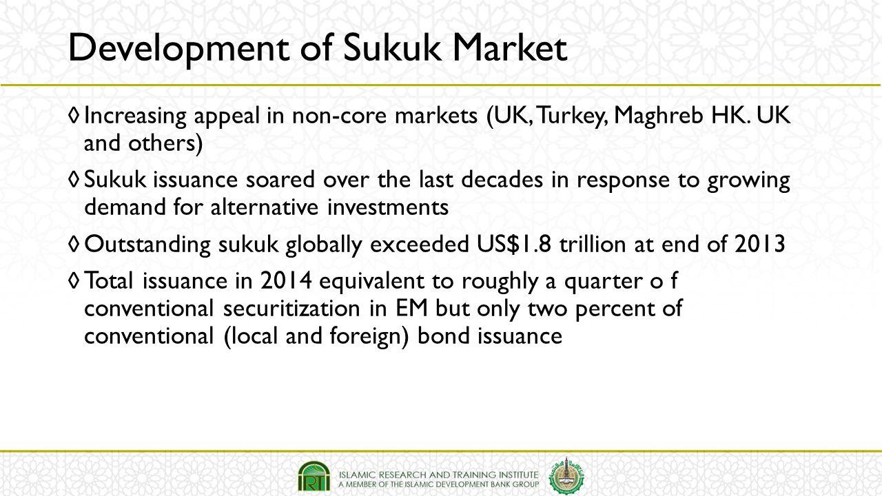 Development of Sukuk Market