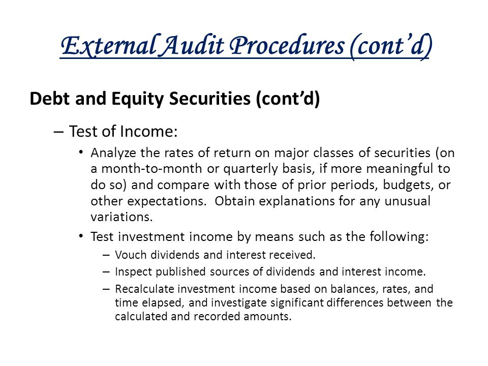 audit of stockholders equity Stockholders' equity rollforward  the following table provides a condensed roll-forward of stockholders' equity for the six months ended october 31, 2008:.