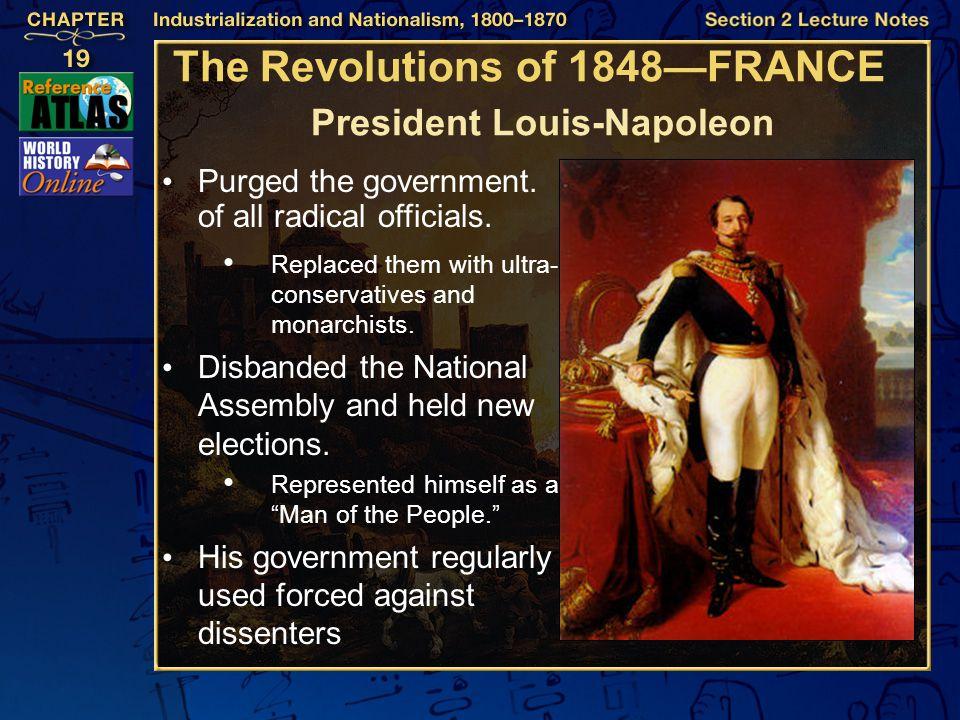 President Louis-Napoleon