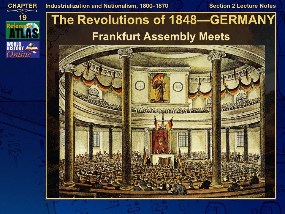 Frankfurt Assembly Meets
