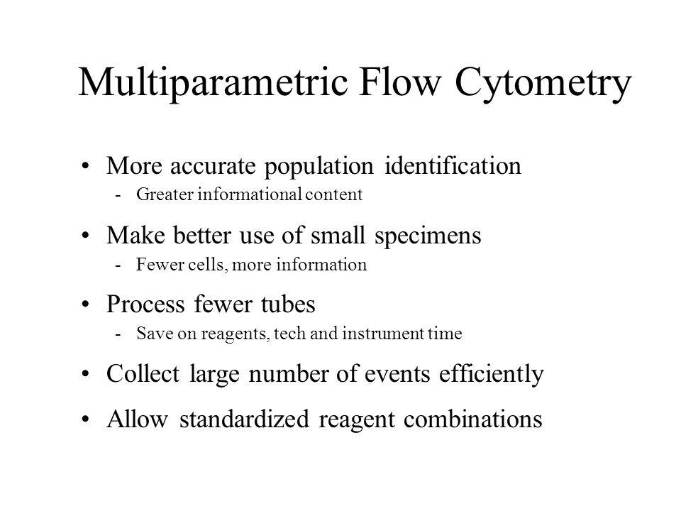 Multiparametric Flow Cytometry