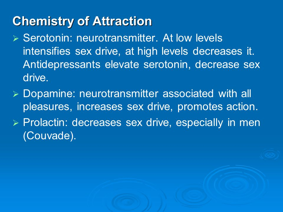Chemistry of Attraction