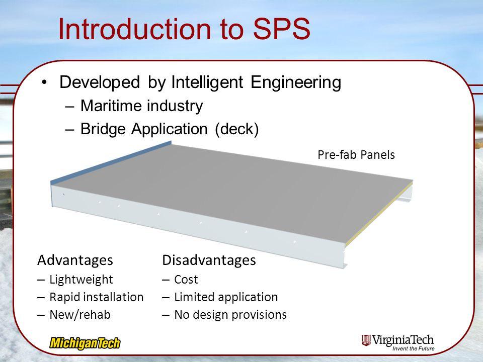 Introduction to SPS Developed by Intelligent Engineering