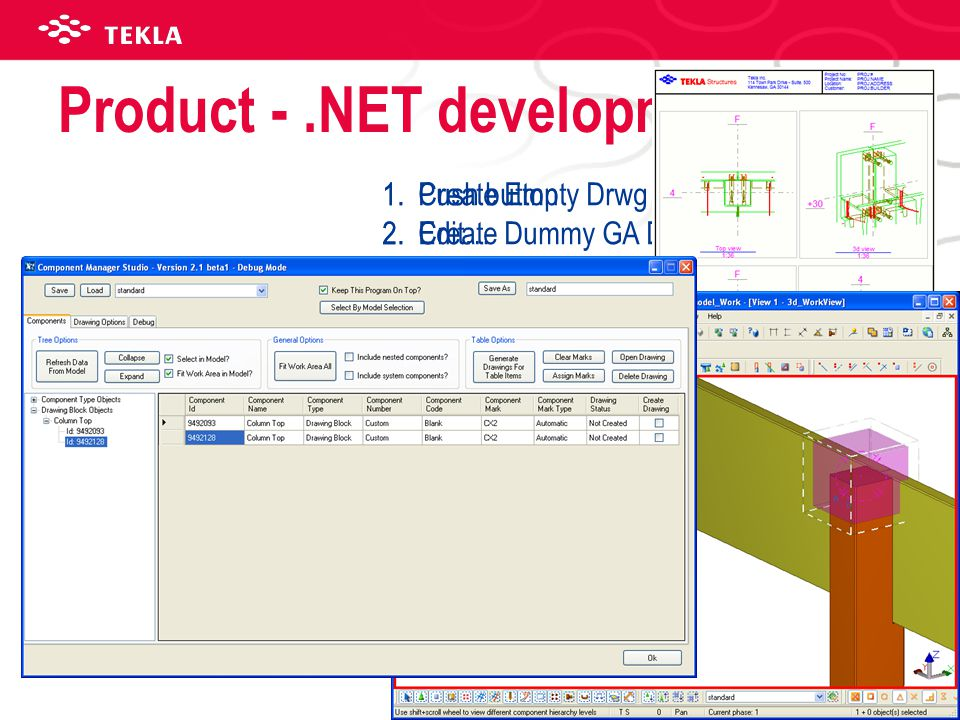 Product - .NET development
